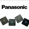 Panasonic CF51 CF-51 Laptop Keys Replacement