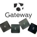 W350 W350A SILVER Replacement Laptop Keys
