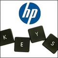 HP Notebook 14-DQ Keyboard Keys Replacement (BLACK)