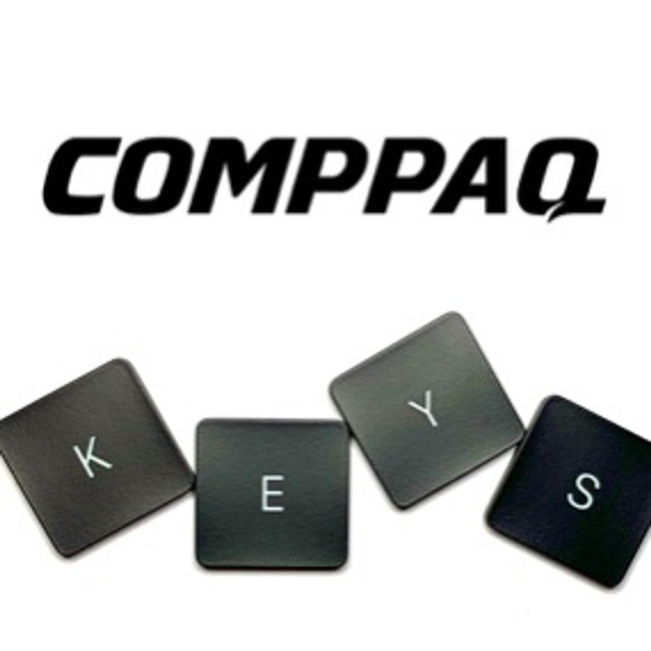 Black HP G62 Compaq CQ62 Replacement Key