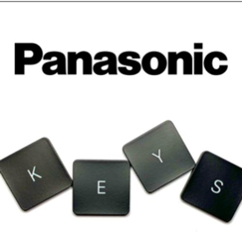 Panasonic CF50 CF-50 Laptop Keys Replacement