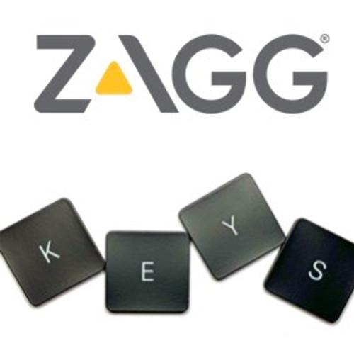ZaggFolio Keyboard Key Replacement (Carbon)