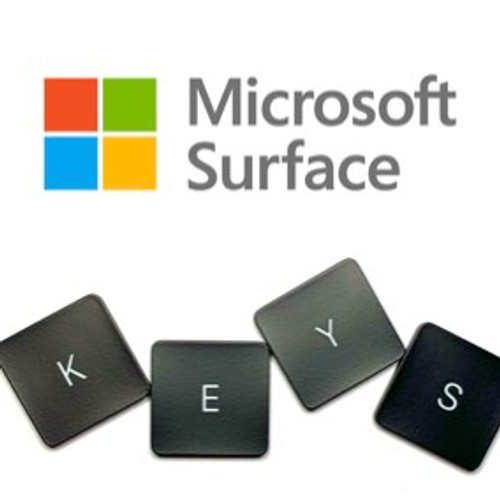 Surface Pro 4 SIGNATURE Type Cover Key Replacement (Platinum)