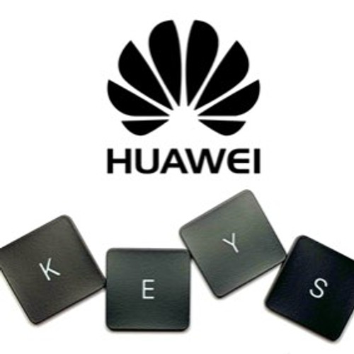 Huawei MateBook X PRO keyboard Key Replacement