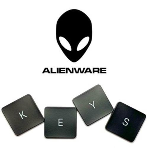 2019 Alienware Area 51M Keyboard Key Replacement