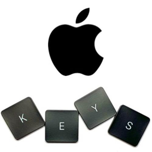 Black Macbook Replacement Laptop Keys