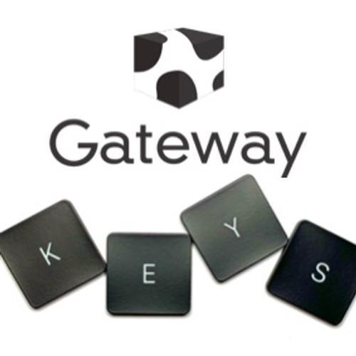 8500 8510 8515 8550 Replacement Laptop Keys