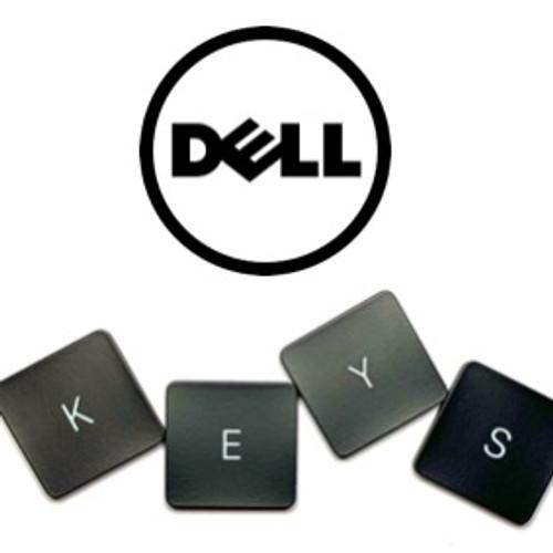Inspiron 1720 1721 Silver Replacement Laptop Keys