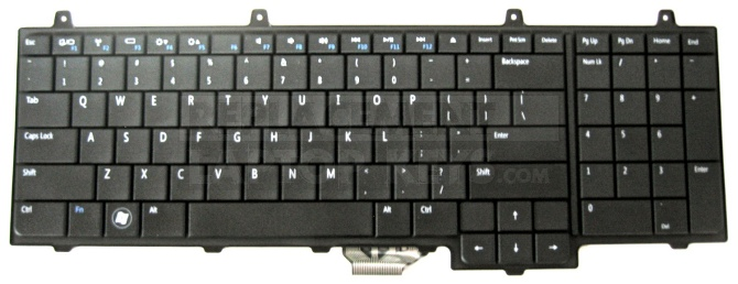 Dell 1750 Keyboard