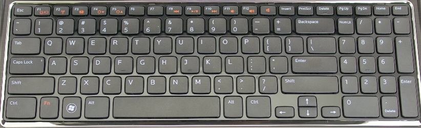 Dell N5110 Laptop keyboard key