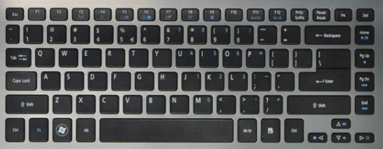 Acer Aspire Travelmate x483 Laptop Keyboard Keys Replacement