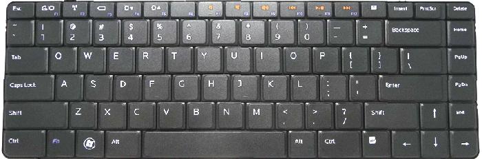 Dell N4010 Laptop Key