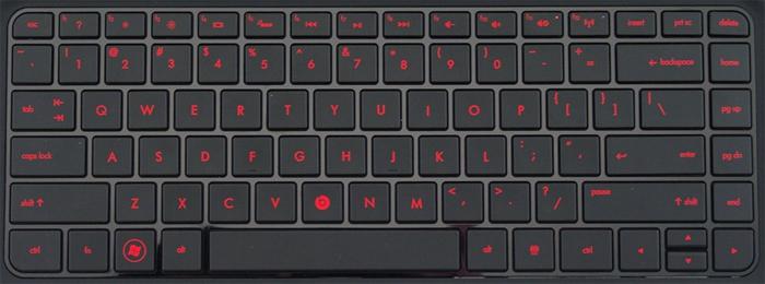 HP Envy 14 Beats Laptop Keyboard Key