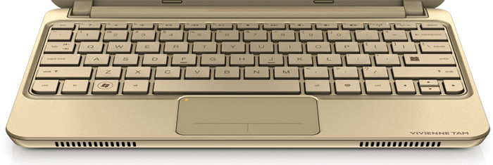HP Mini 210 Laptop Keyboard Key Replacement