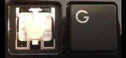 MSI GT70 Laptop Keyboard Key Replacement (Backlit)