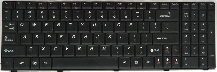Lenovo G560 Laptop Keyboard Key Replacement