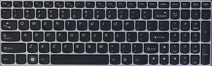 Lenovo G570 Laptop Keys Replacement