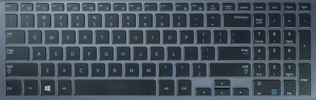 Samsung ATIV Book 6 Laptop Keyboard Key Replacement