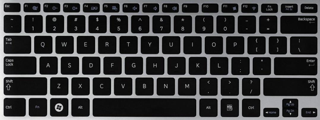 Samsung NP500P4C-S01US Laptop Keyboard Keys Replacement