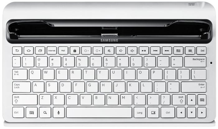 Samsung Galaxy Tablet Dock Keyboard Keys Replacement ECR-K14AWEGSTA