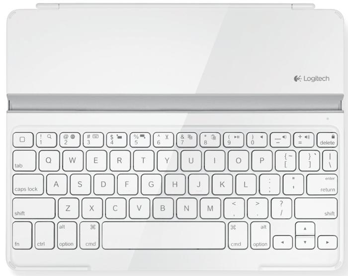 Logitech Ultrathin iPad Cover Keyboard Keys Replacement (White)