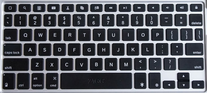 Zagg ZaggKeys ProPlus Keyboard Keys Replacement (iPad)