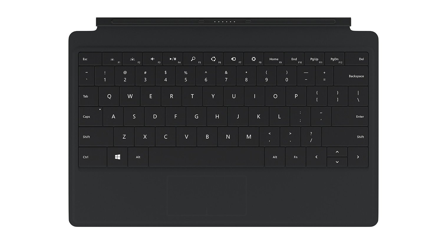 Microsoft Surface Type 2 Cover Keyboard Key Replacement