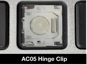 macbook pro ac05 hinge clip