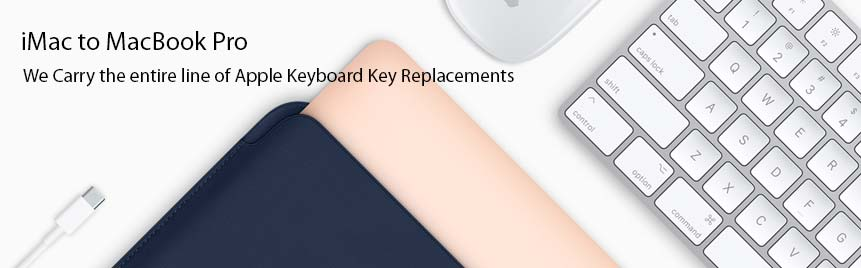 Apple Laptop Keys Replacement iMac to MacBook Pro