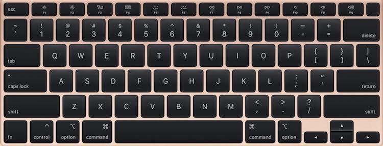 Apple MacBook Air Keyboard Key Replacement (2020)