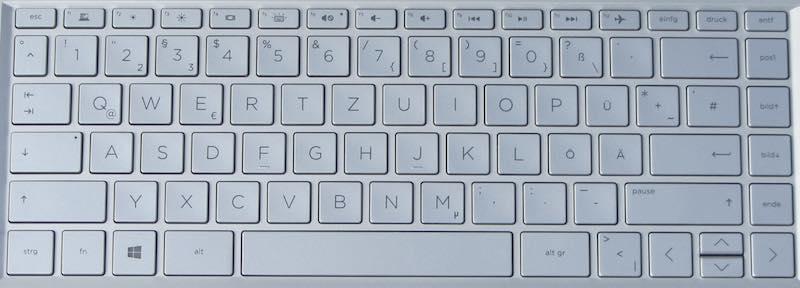 HP Pavilion X360 14 DW Keyboard Keys Replacement