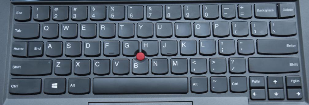 Lenovo X1 Carbon Replacement Laptop Keyboard Keys (2nd Gen)