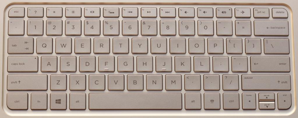 HP Spectre X360 Laptop Keyboard Key Replacement