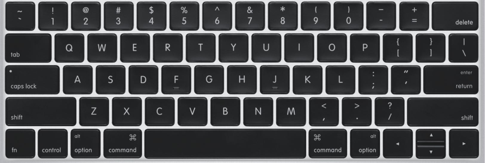 Apple MacBook Pro Keyboard Keys Replacement Late (2016-2017)