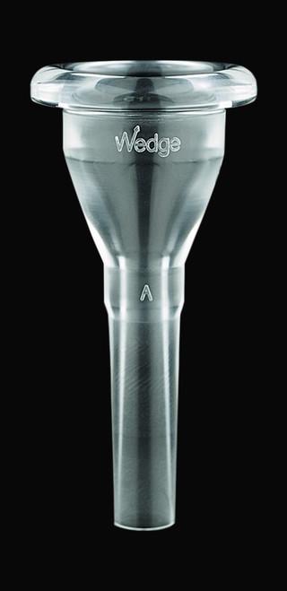 Gen 2 28H Tuba Mouthpiece - Plastic - American Shank