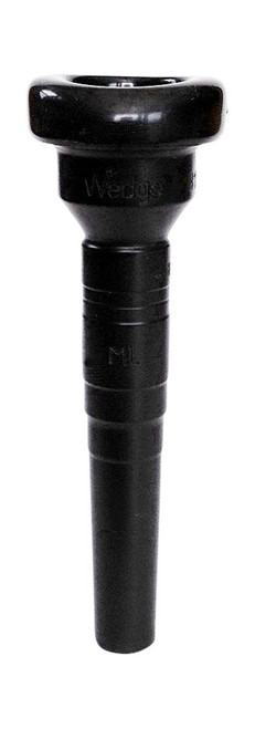 65 Lead V One Piece Trumpet Mouthpiece - Delrin