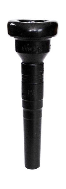Discounted - B1C One Piece Trumpet Mouthpiece - Delrin