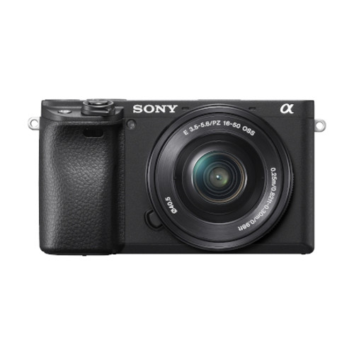 SONY ILCE6400LB a6400 Mirrorless APS-C Interchangeable-Lens Camera