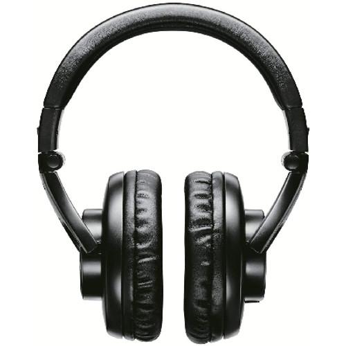 SHURE SRH440 Professional Studio Headphones - Black