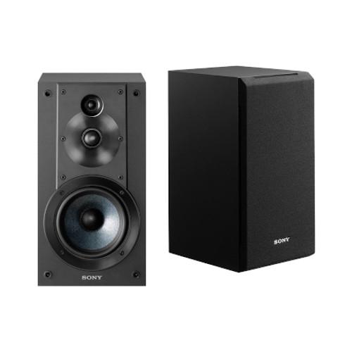 SONY SSCS5 3 Way 3 Driver Bookshelf Speaker System