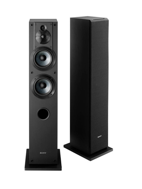 SONY SSCS3 3 Way 4 Driver Floor-Standing Speaker System - Sold Individually