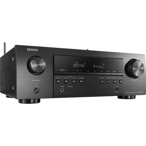 DENON AVRS650H 5.2 Channel Network A/V Receiver