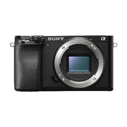 SONY ILCE6100B Alpha 6100 APS-C Mirrorless Interchangeable-Lens Camera