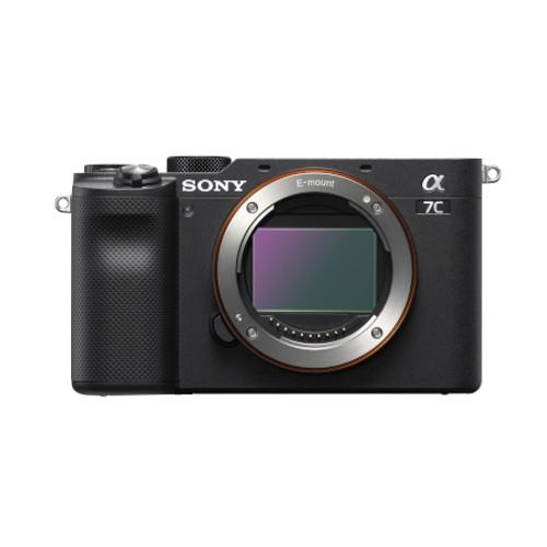 SONY ILCE7CB APS-C Mirrorless Interchangeable-Lens Camera - Black