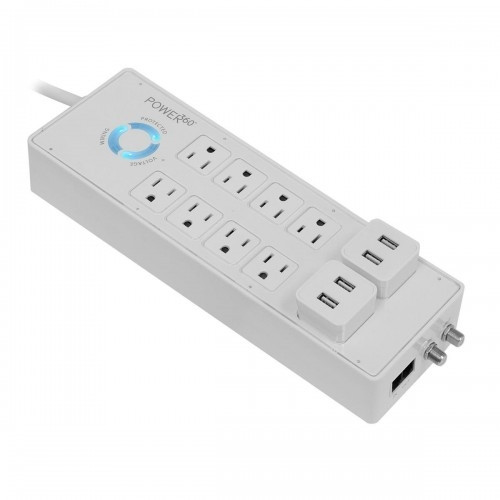 PANAMAX P3608 8 Outlet Floor Surge Protector
