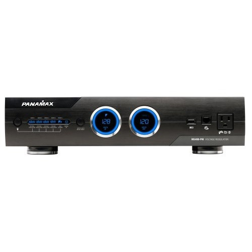 PANAMAX M5400PM 11 Outlet Home Theater Power Conditioner