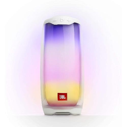 JBL JBLPULSE4WHT Pulse 4 Portable Bluetooth Speaker - White