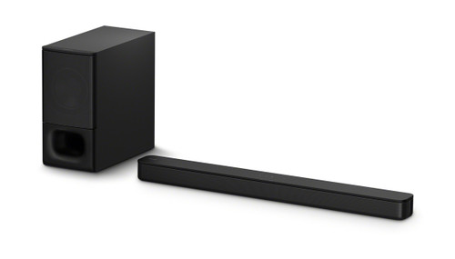 SONY HTS350 2.1 Channel Soundbar with Powerful Subwoofer and Bluetooth