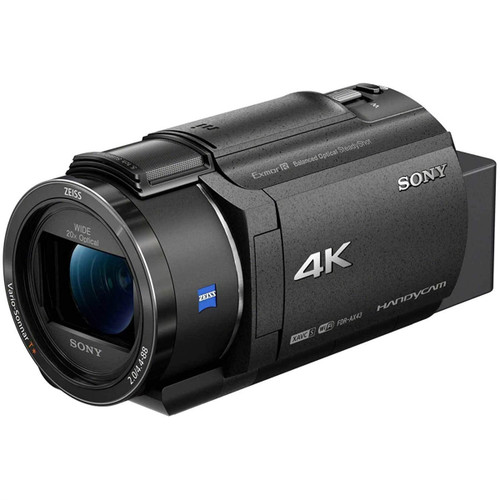SONY FDRAX43B 4K UHD Handycam Camcorder