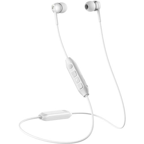 SENNHEISER CX350BTWH In-Ear Wireless Earphones - White
